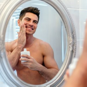 After Shave Soothing Gel