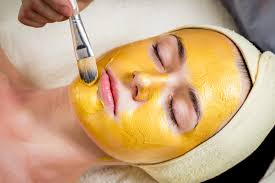 Luxury Gold Peptide Masque